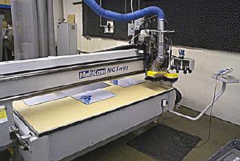 CNC Routing Aluminum