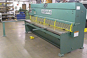 sheet metal cutting denver