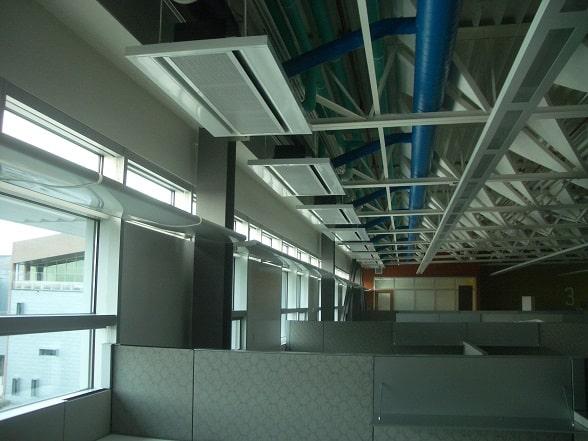 Light Shelf Office