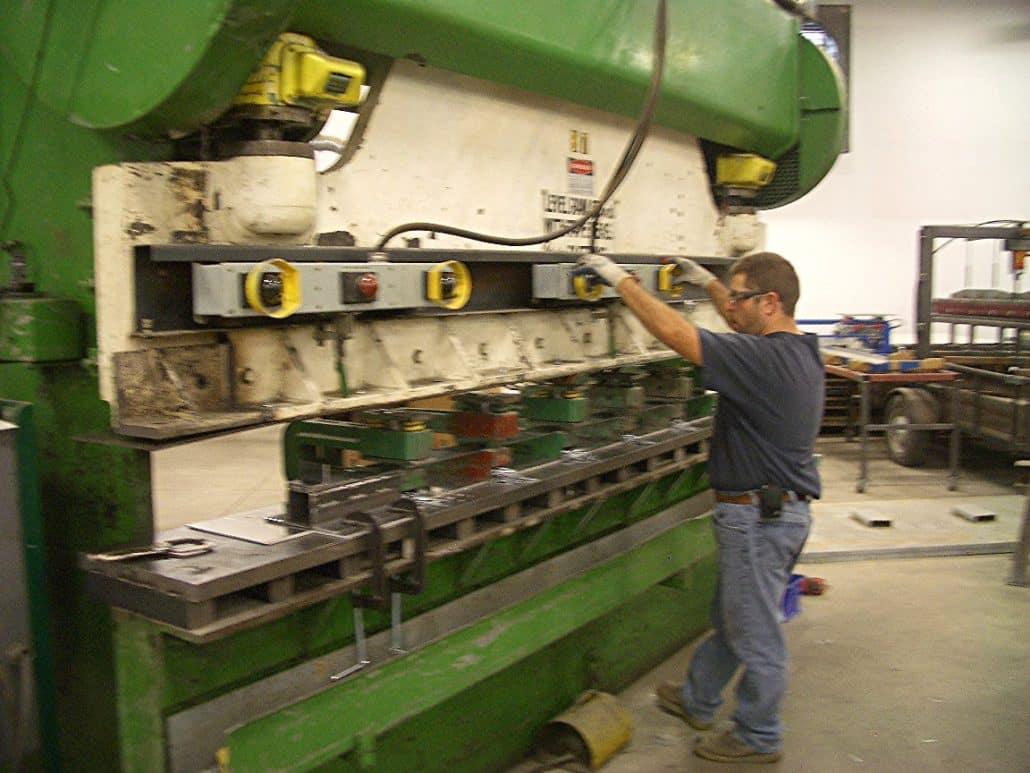 Sheet Metal Punching Plate Punching H Amp H Metals