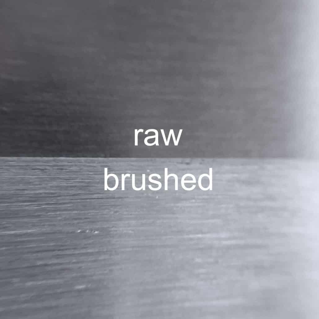 """.063 Dark Bronze Anodized Aluminum Sheet 5005 10/"""" x 12/"""""""