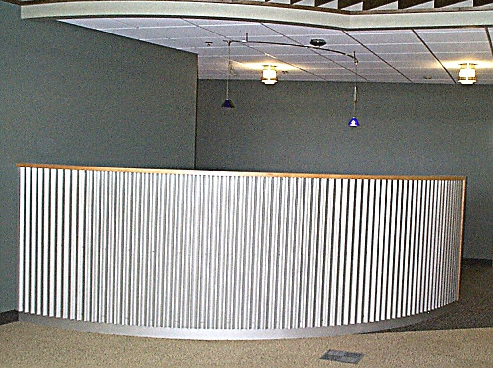 Gallery for corrugated metal siding interior walls - Interior siding for walls ...