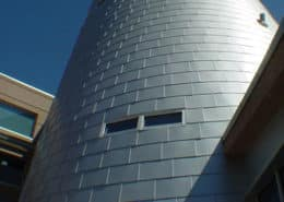 Flat Seam Metal Panels @ NREL