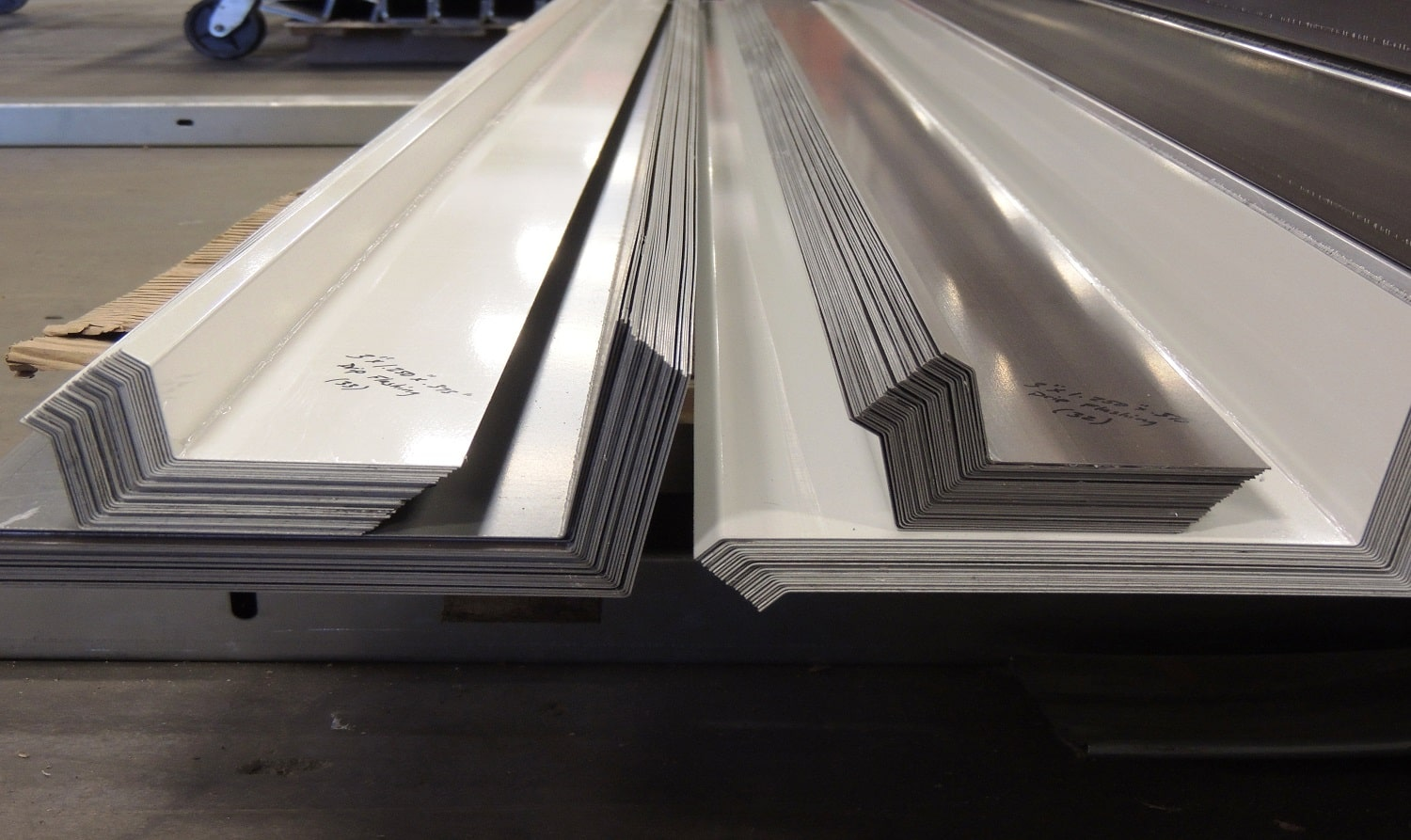 sheet metal fabrication trim