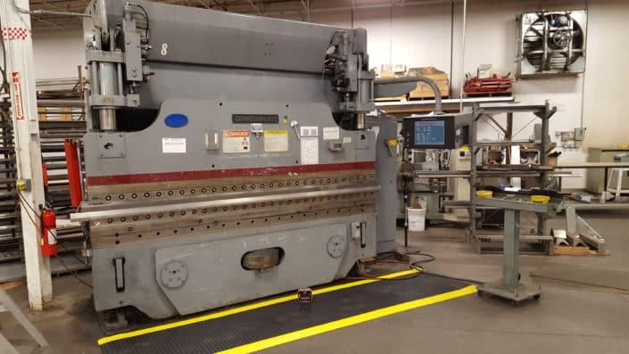 Metal Forming Press Brake Hydraulic
