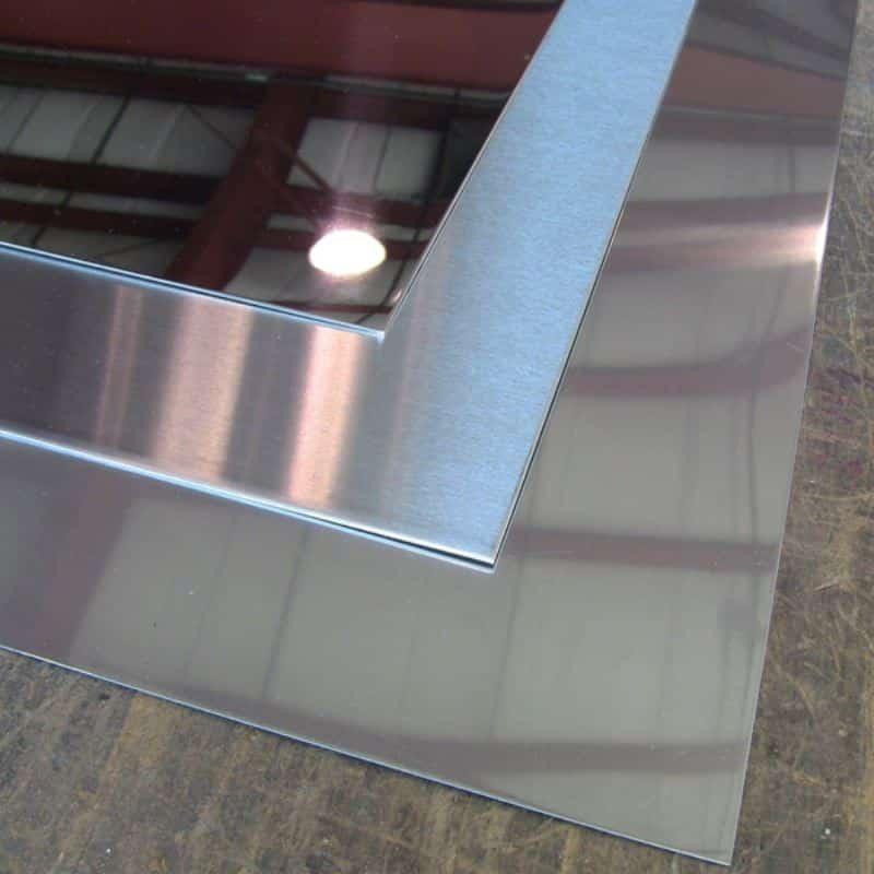 Stainless Steel Sheet Metal Denver Co H Amp H Metals